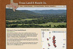 Texas Land and Ranch